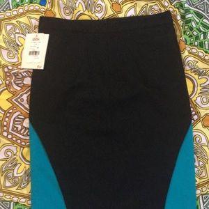Authentic AMEN Italy pencil Skirt